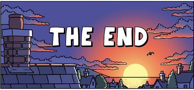 Raiponce... the end