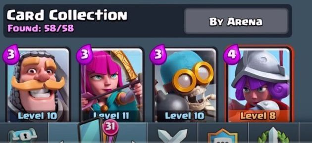 Clash Royale Balance Changes and Update