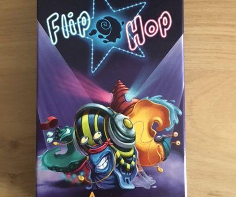 Rapidité et mémoire avec Flip Hop de Azao Games