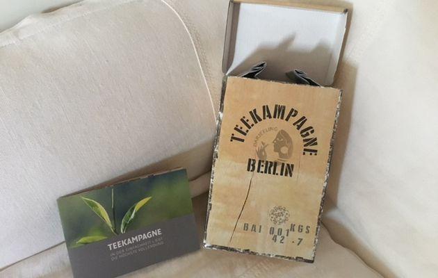 Un réveil subtil avec le thé Darjeeling de Campagne de Thé (Concours Inside)