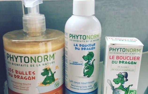 Prendre soin des loulous avec Phytonorm