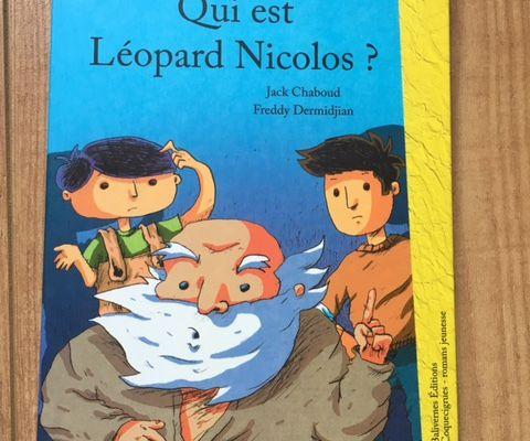 Qui est Léopard Nicolos ? JACK CHABOUD - BALIVERNES
