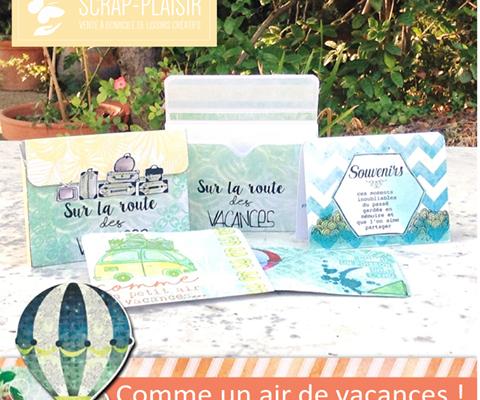 Atelier Scrap Plaisir : infos