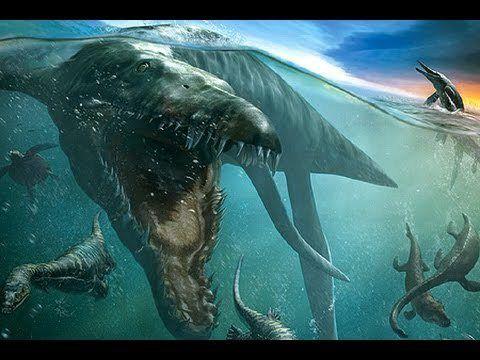 les dinosaures marins