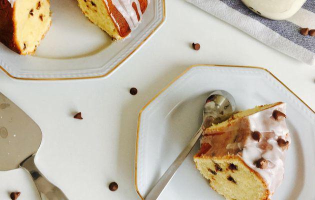[ Cake Recipe n° 1 ] : Mon Merveilleux Bundt Cake à la Vanille et aux Pépites de Chocolat ! 💕