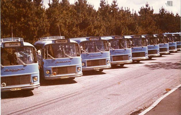Horaire d'Hiver 1965 - 1966