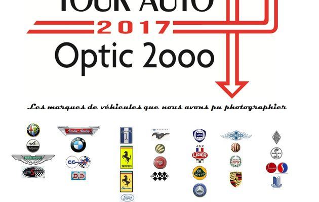 Tour  Auto  Optic  2000  dans  la  région  nantaise