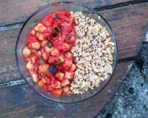 Végétarien : Le bon équilibre ?