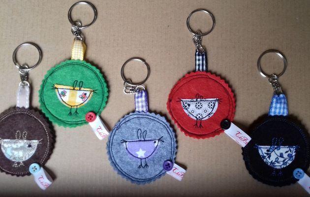 Porte clefs Zozios