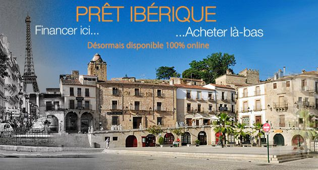 L'Immobilier en Espagne financé par CIC Iberbanco … depuis la France !