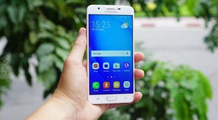 Official Gliding, Look Sightings Galaxy J7 Prime