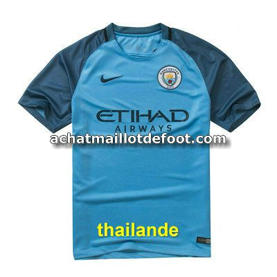 maillot equipe manchester city 2017