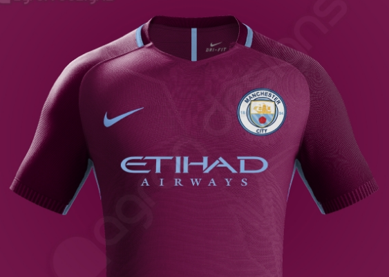 maillot manchester city pas cher 2018