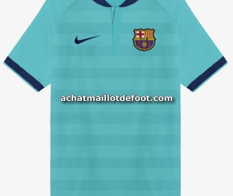 maillot de football de Barcelone 2018