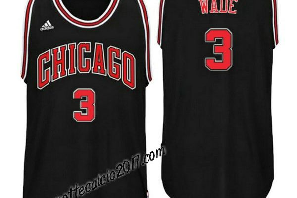 maglie NBA Chicago Bulls 2017 2018