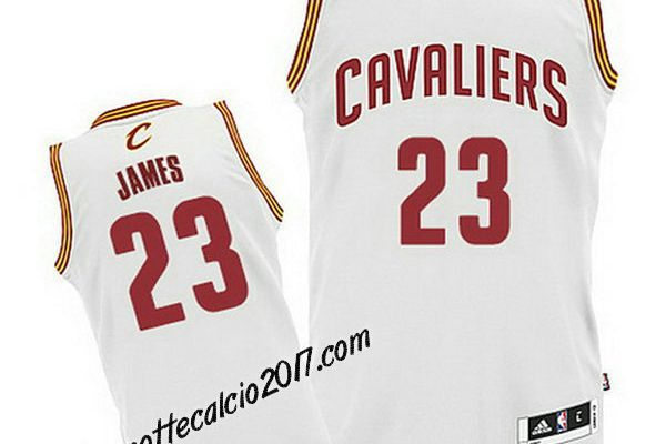 Maglie Cleveland Cavaliers 2017 2018
