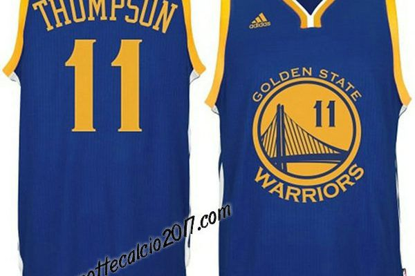 Canotta Klay Thompson 11 Golden State Warriors