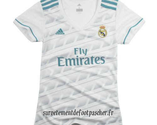maillot Real Madrid 17-18 domicile