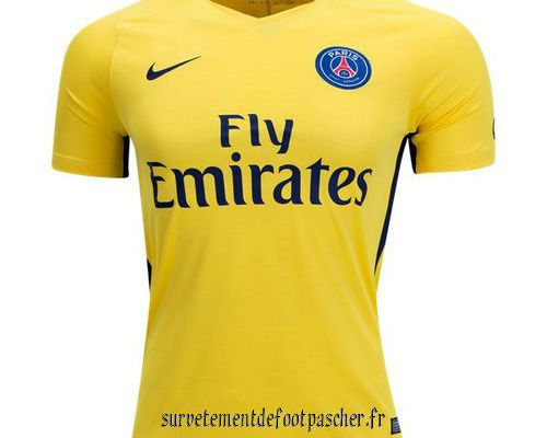 maillot Paris Saint-Germain 2017-2018 away