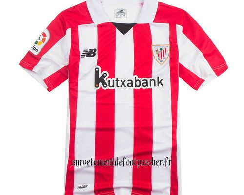 maillot Athletic Bilbao 2017 2018 home