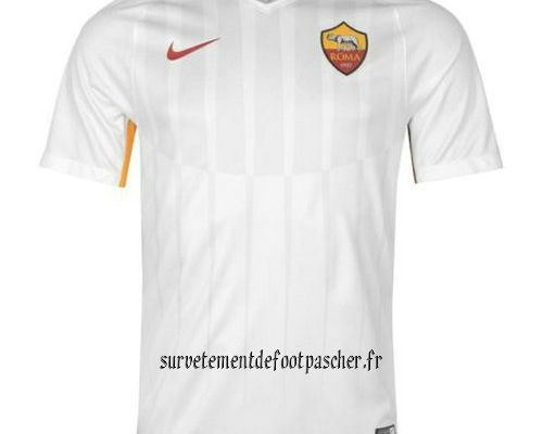 nouvelle maillot AS Roma pour 2017-2018