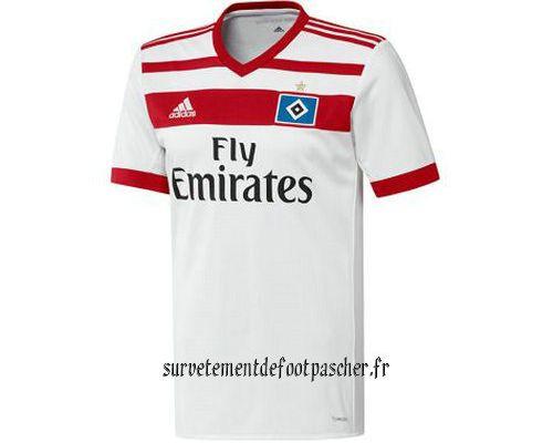 maillot Hambourg domicile 2017 2018