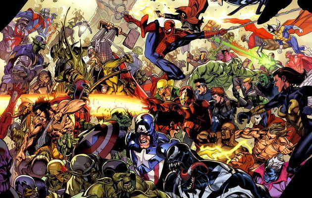L'Univers de Marvel - LES BATAILLES
