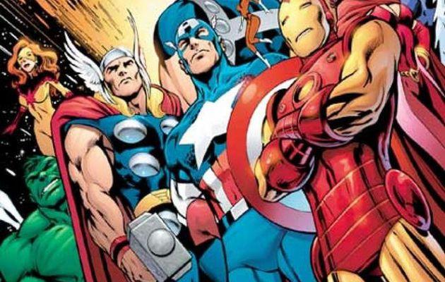 L'Univers de Marvel - LES AVENGERS (Héros)