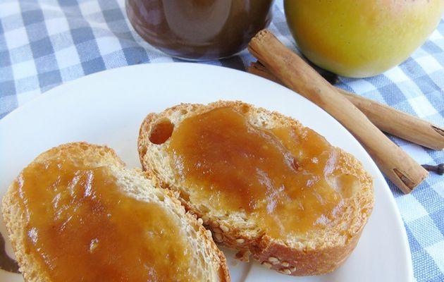 Mermelada de manzana y especias