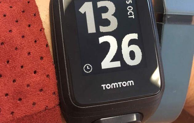 J'ai reçu ma nouvelle montre de sport !!
