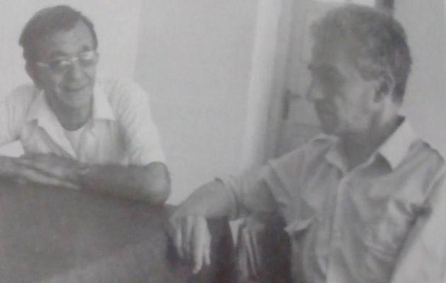 Ahmed Akkache témoigne dans le documentaire Kateb Yacine, L'Homme des certitudes, poète des opprimés