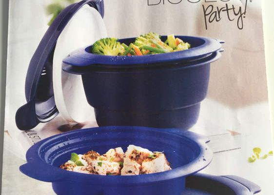 Mini catalogue tupperware janvier 2017