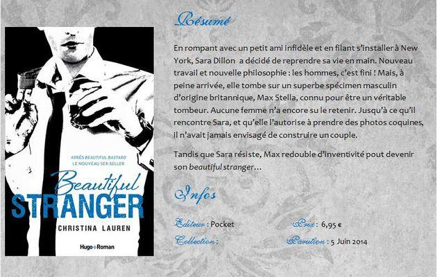 Beautiful Stranger (Beautiful Bastard #2) de Christina Lauren