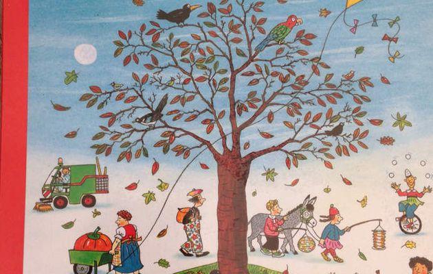 Lecture d'automne : Le livre de l'automne