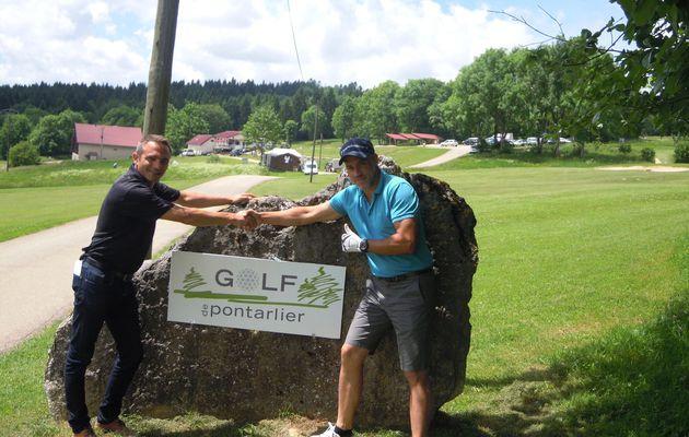Un nouveau swing sur le golf de Pontarlier