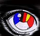 Le logo modifié sur Gimp