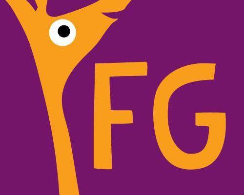 Funky giraffe - les bandanas bavoirs