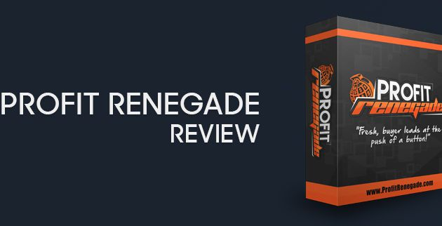 Profit Renegade Review Bonus