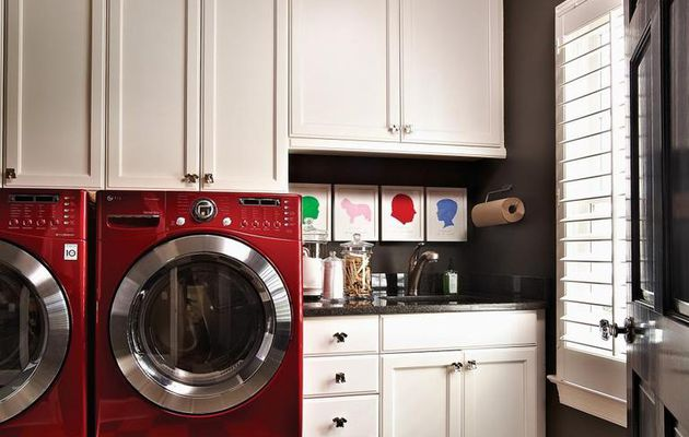 Easy and Effective Laundry Room Designing Ideas