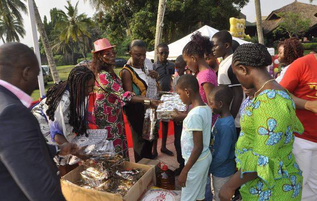 Côte d'ivoire : Un noël social offert par les Notaires
