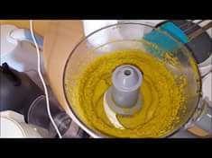 Tuto pâte de pistaches