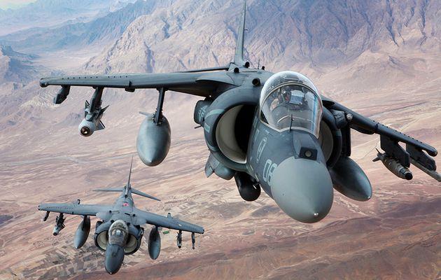 McDonnel Douglas/Boeing AV-8B