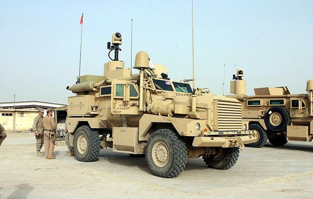 Force Protection Cougar Cat I