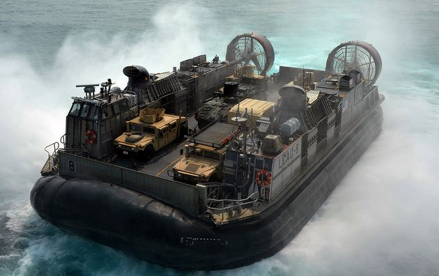 Textron Systems LCAC