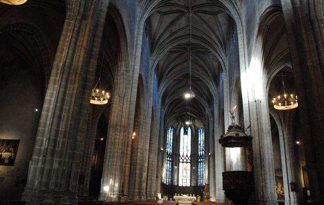 Les églises halles de Savoie du XVe, XVIe siècle, témoignage de l'influence des villes marchandes Allemandes ?
