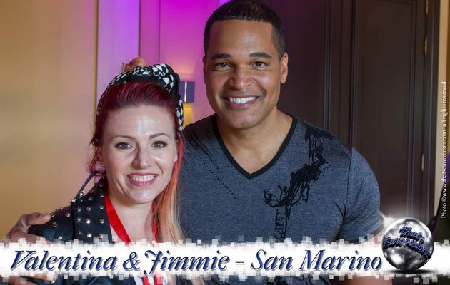 San Marino - Valentina Monetta and Jimmie Wilson - We are gonna Dance for Sure!