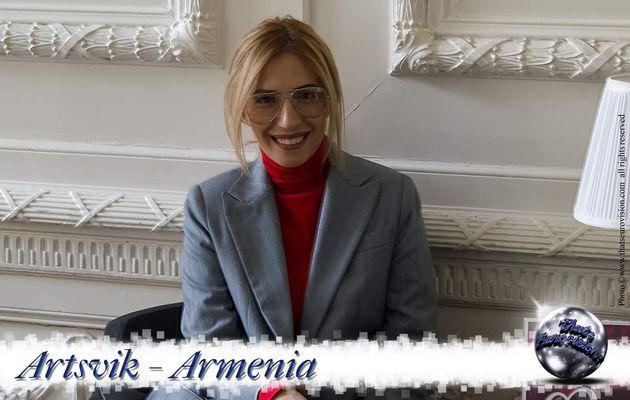Armenia - Artsvik - It's a Big Honour, I will do my Best!