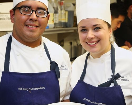 ACF young chefs take charge at ment'or