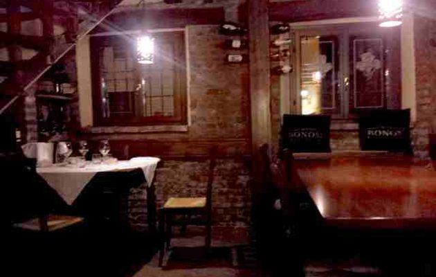 RESTAURANT REVIEW: A FINE DINNER IN CREMONA — The Blog Around The Corner