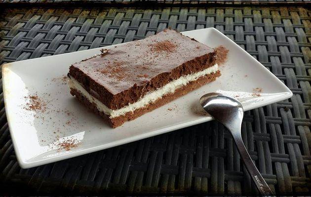Croustillant au chocolat